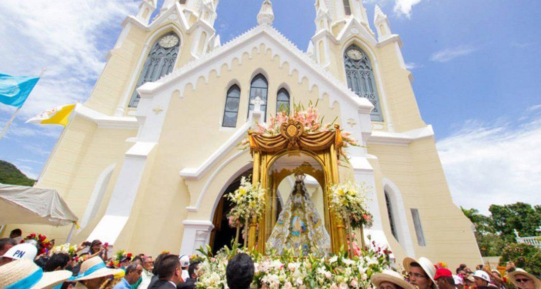 La Virgen del Valle cumple 100 años siendo Patrona del oriente venezolano |  Guaraña FM